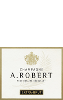 Label Champagne Extra-Brut