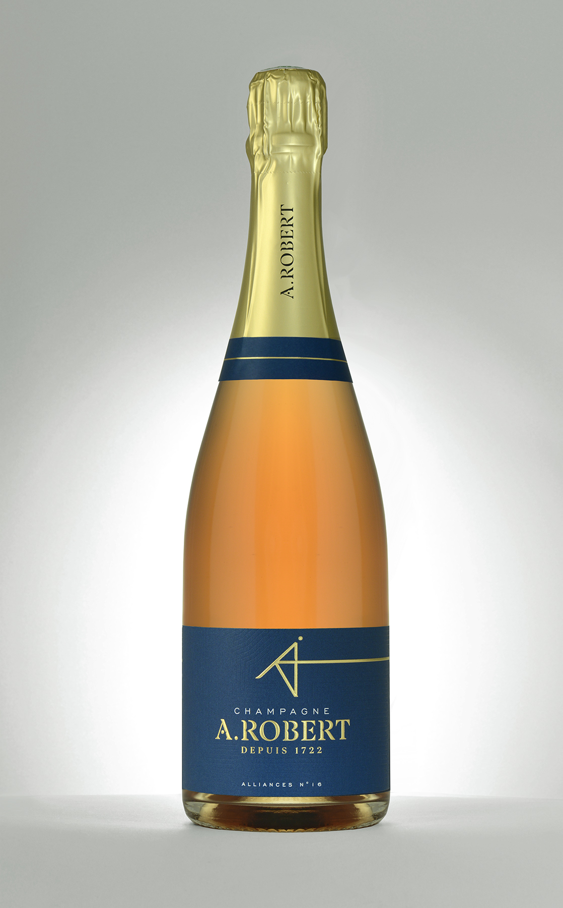 Image De Champagne champagne a. robert - pink champagne